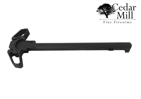AR-15 Ambidextrous Charge Handle NEW and improved latching-AR-15 Charging Handle-Cedar Mill Fine Firearms-802405674431