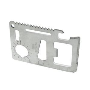Cedar Mill Firearms 11 in 1 Credit Card Multitool-Tools-Cedar Mill Fine Firearms-