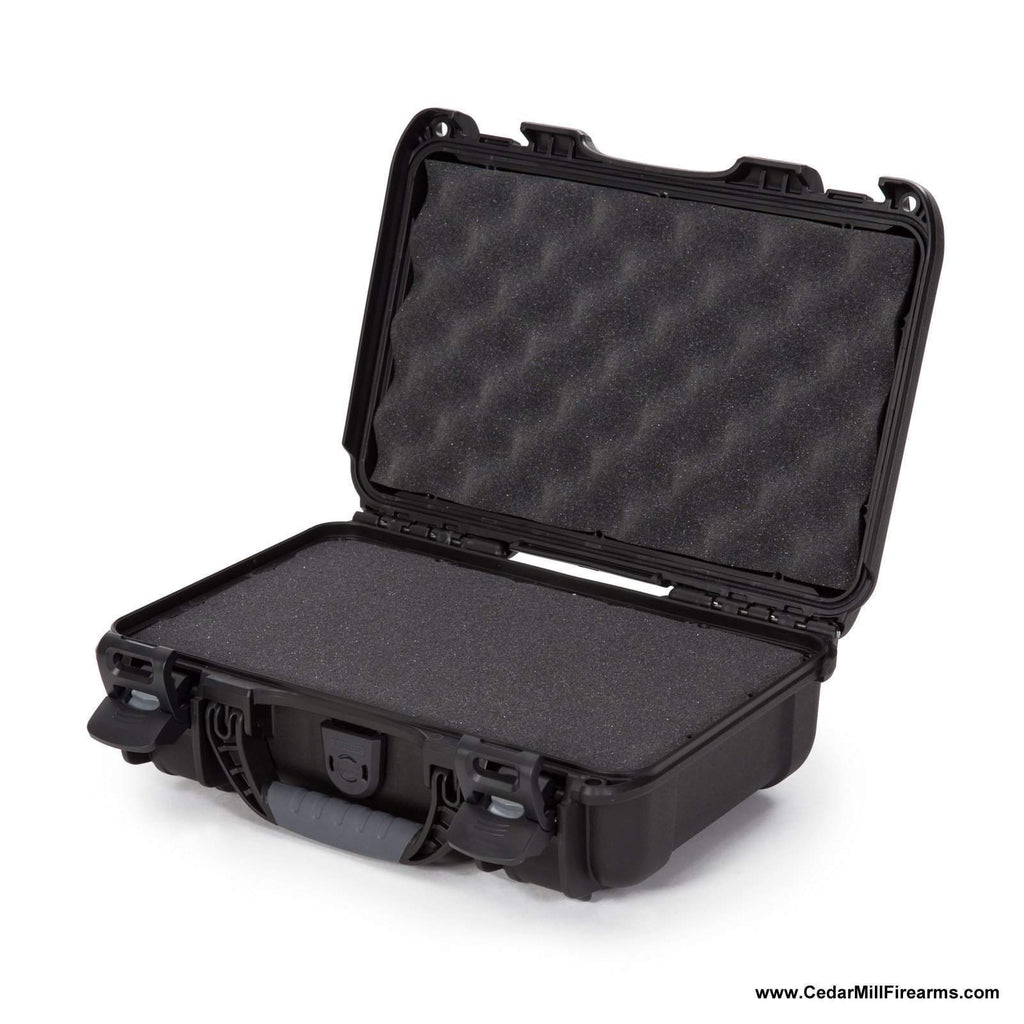 Nanuk 909 Waterproof TSA Safe case for Glock, 1911, SIG, Ruger, and MORE-Pistol Cases-Nanuk-909-1001-666365020079