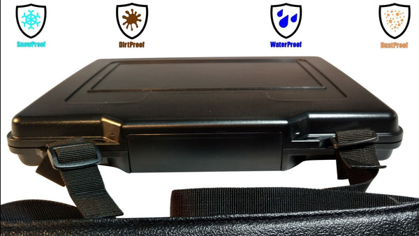 WEATHERPROOF Slim 1911 Pistol Case 1070-Pistol Cases-Cedar Mill Fine Firearms-JR-A0KV-F4KD-802405674400