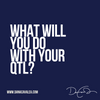 What will you do with your QTL?