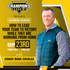 Join Me! How To Work From Home Like A Champion...