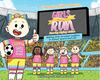 **SIGNED & PERSONALIZED- CHAMPION KIDS: GIRLS ON THE RUN