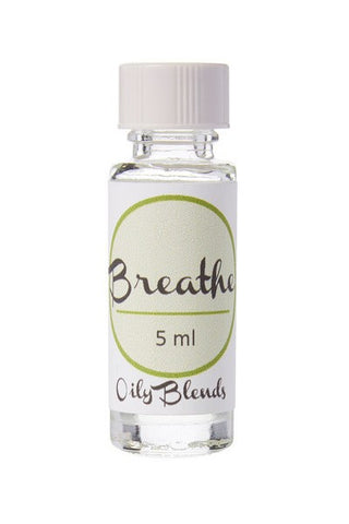 Essential Oils - Breathe