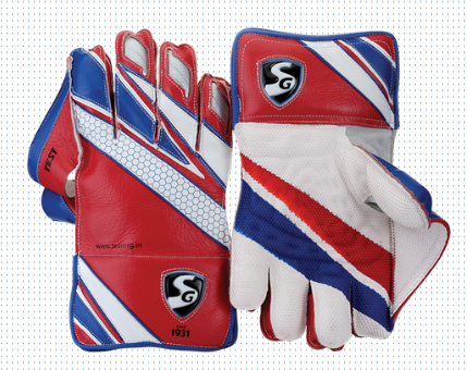 SG TEST 2016 Wicket Keeping Gloves