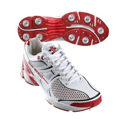 Gray Nicolls Test Opener Flexi Spike Sole Shoes