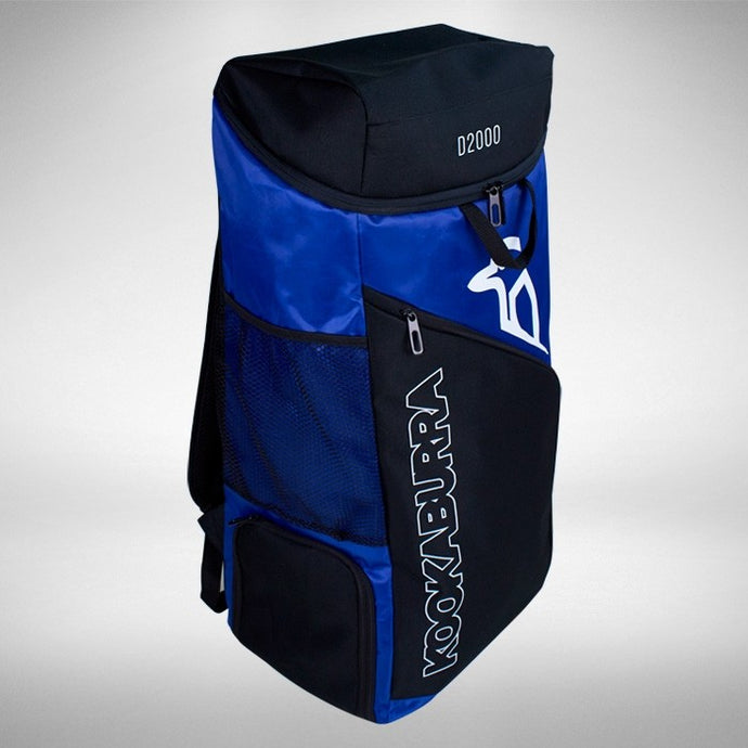 KOOKABURRA D2000 DUFFLE CRICKET BAG - BLUE