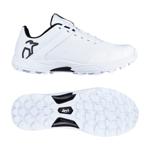 Kookaburra KC3.0 Rubber Shoes White