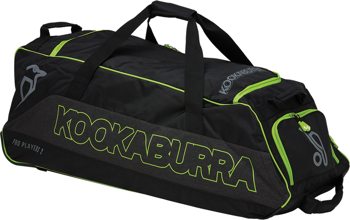 Kookaburra Pro Players Wheelie Cricket Kit Bag
