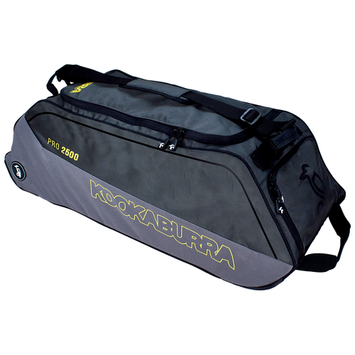 2019 Kookaburra PRO 2500 Wheelie Cricket Kit Bag