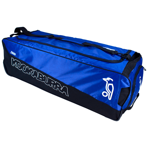 2019 Kookaburra Pro 2000 Wheelie Cricket Kit Bag