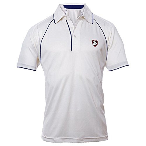 SG Premium Half Sleeves Cricket Shirt