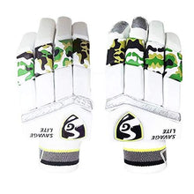 SG Savage Lite Cricket Batting Gloves