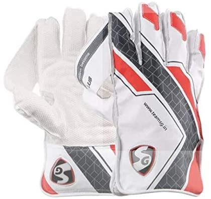 SG Club Cricket Wicket Keeping Gloves