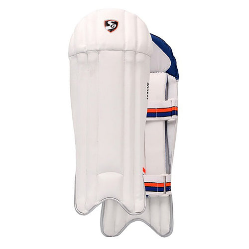 SG League Cricket Wickets Keeping Pads