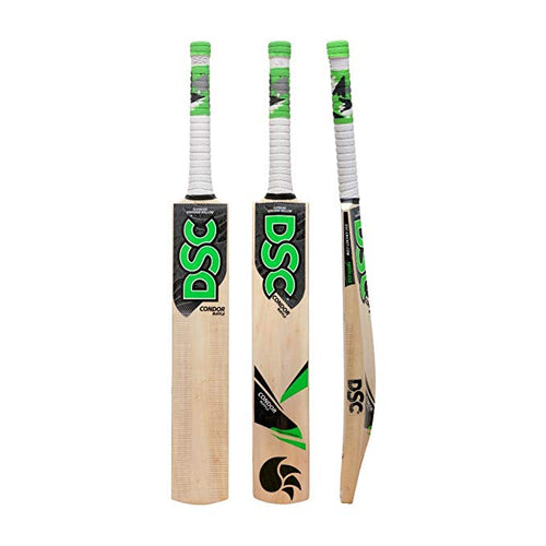 Dsc Condor Ruffle Kashmir Willow Cricket Bat