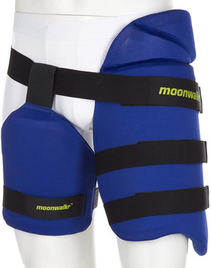 Moonwalkr Endos Dual Cricket Batting Combo Thigh Guard Pad