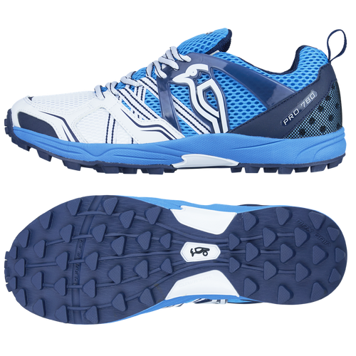 KOOKABURRA PRO 780 Rubber Shoes Blue