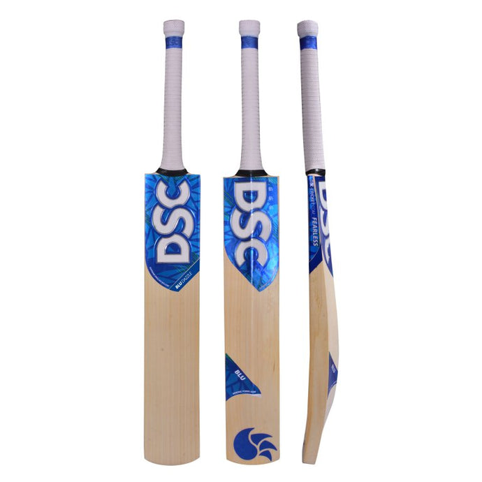DSC Blu Dazzle English Willow Cricket Bat