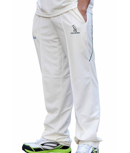 Kookaburra WT01 Mens Cricket Pant White