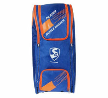 SG Players Duffle Cricket Kit bag with Wheels