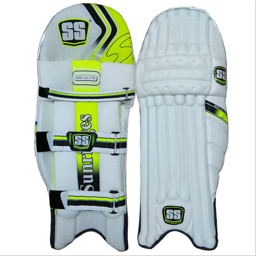 SS Ranji Lite Cricket Batting Leg Guard Pads
