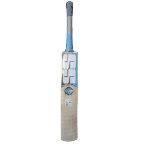 SS Custom English Willow Cricket Bat