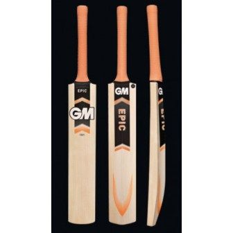 Gunn & Moore Epic 101 Kashmir Willow Cricket Bat