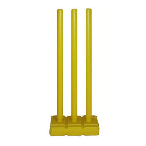 Graddige Plastic Cricket Stumps