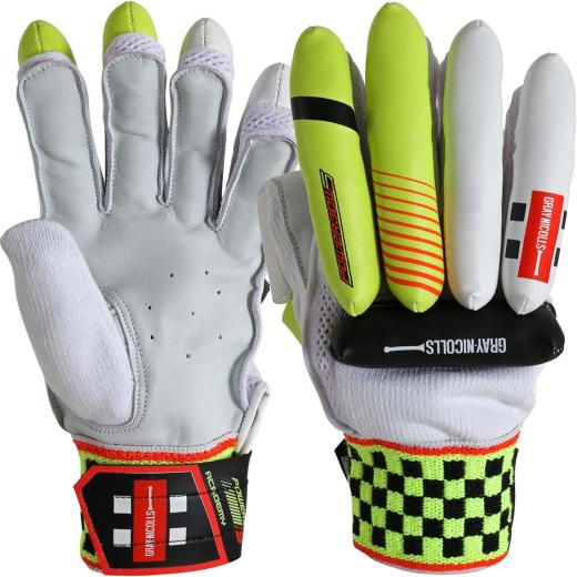 Gray Nicolls Powerbow 5 Blaze Junior Batting Gloves