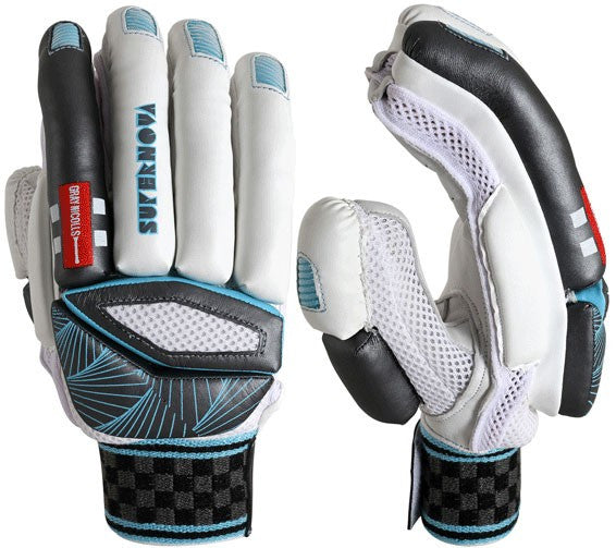 Gray Nicolls Supernova 500 Cricket Batting Gloves