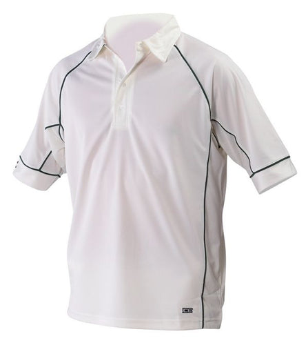 GRAY NICOLLS SHIRT ICE Ivory With Trim