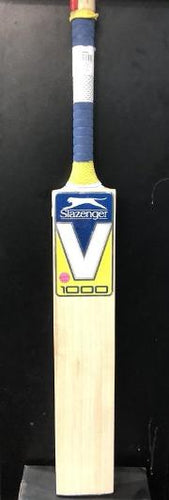 Slazenger V1000 G2 English Willow Cricket Bat Short Handle