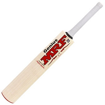 MRF Genius Players Special English Willow Cricket Bat