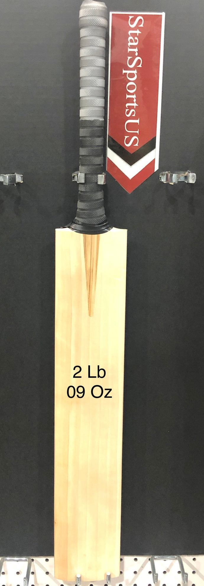 StarSportsUS Profile-4 Plain English Willow Cricket Bat
