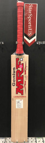 MRF Genius Limited Edition English Willow Cricket Bat