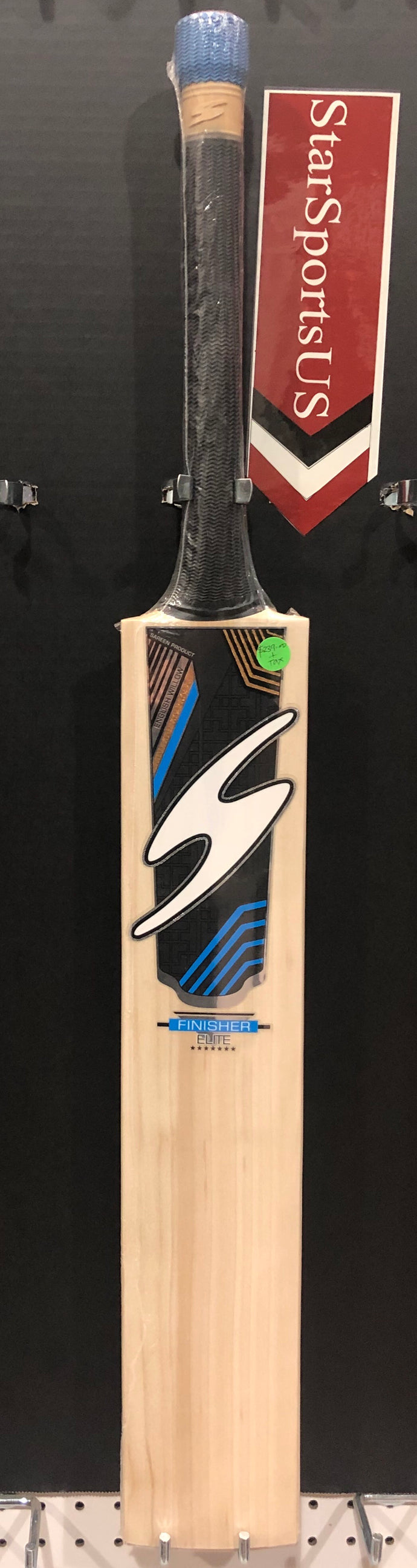 SS Finisher Elite English Willow Cricket Bat