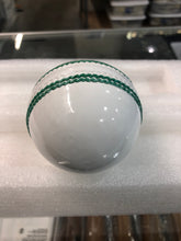 SSU Bouncer White Cricket Leather Ball