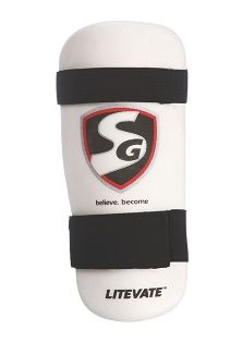 SG Litevate Cricket Arm/ Elbow Guard