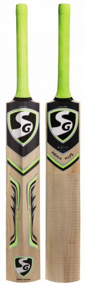 SG Nexus Plus Kashmir Willow Cricket Bat
