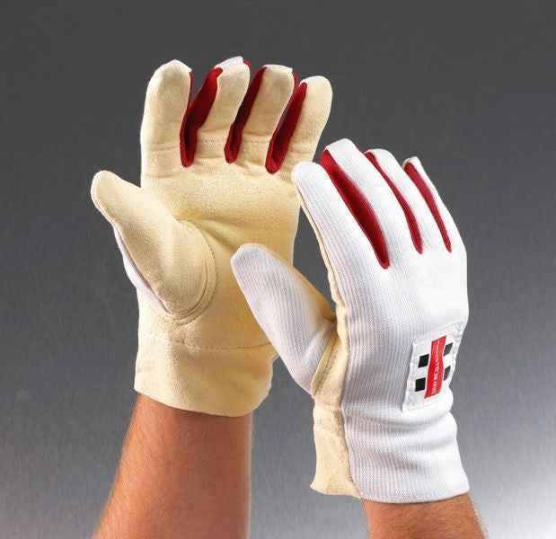 GRAY NICOLLS Wicket Keeping Inner Gloves Chamios Padded