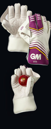 Gunn & Moore 606 Wicket Keeping Gloves
