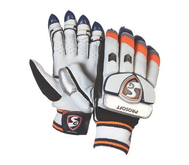 SG Prosoft Cricket Batting Gloves