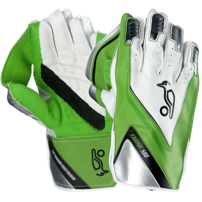 Kookaburra Kahuna Pro 500 Cricket Wicket Keeping Gloves