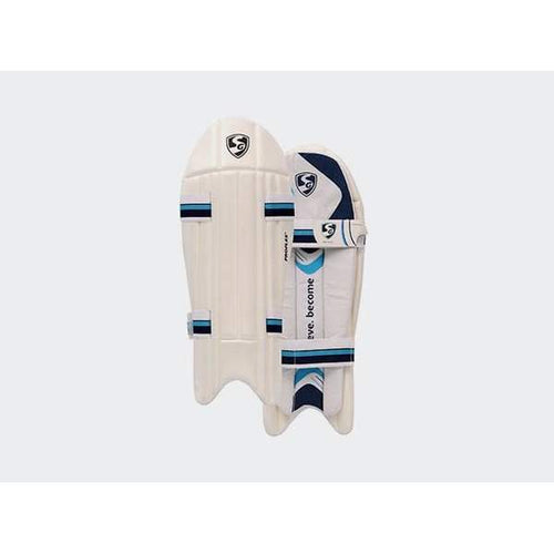 SG Proflex Cricket Wicket Keeping Pads - Mens