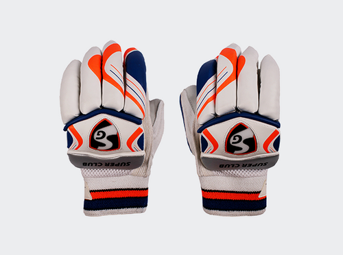 SG Super Club Cricket Batting Gloves