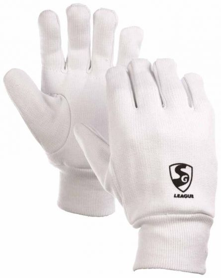 SG W/K League Inner Cotton Cricket Glove