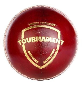 SG Tournament Cricket Ball Red