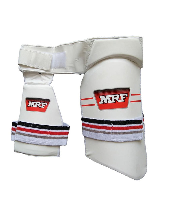 MRF Dual Cricket Batting Combo Thigh Guard Pad
