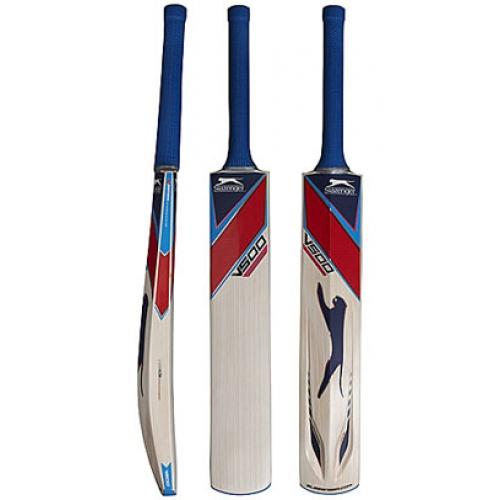 Slazenger V500 Super Kashmir Willow Cricket Bat